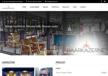 Nieuwe Site Haarkazerne