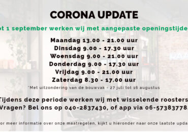 Corona – Time Flies!